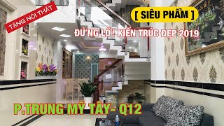 Bán nhà quận 12 ✅ Nguyễn Ảnh Thủ- Trung Mỹ Tây giá 5 tỷ 05
