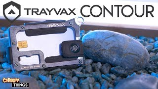 Why the Trayvax Contour is the BEST overall wallet I've ever used! Trayvax Contour Review!