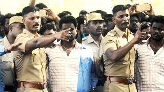 SENSIBLE: Speech by Trichy DC Mayilvaganam With Jallikattu Protesters