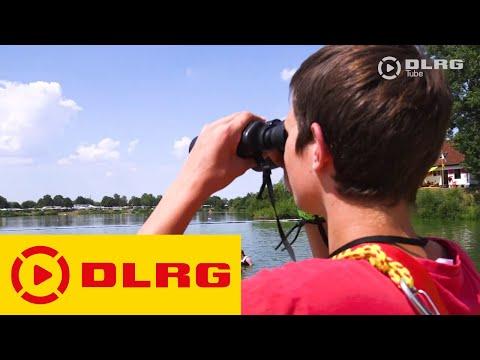 DLRG Wasserrettungsdienst am Doktorsee