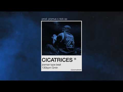 "[FREE] Josman Type Beat – ""Cicatrices"" | MYSTR Type Instrumental 2021 🔮"