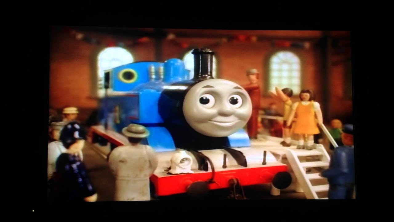opening to thomas amp friends truckloads of fun dvd youtube