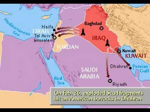 Gulf War of 1991