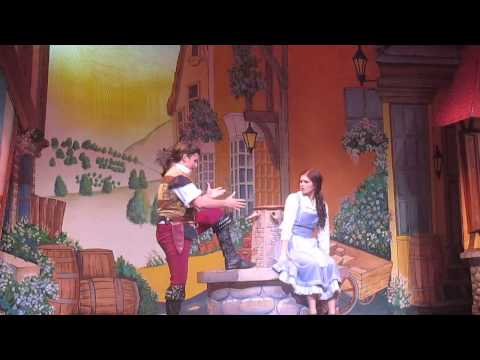 """Me""  Gaston Beauty and The Beast  Mason Aksamit, Valor Christian High School"