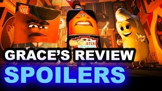 Sausage Party SPOILERS Movie Review