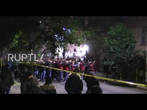 Italy: Hundreds perform Roman salute at Acca Larentia killings anniv.