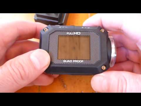 JVC Adixxion Action Camera Unbiased Detailed Review GC-XA1 with Actual Sound and Video