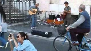 Country in Piazza Navona 5 Maggio 2011 IlLibrettoRosso org wmv