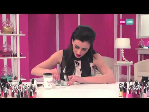 Tutorial Di Nail Art - Nail Art Da Taylor Swift - Nail Lab Con Mikeligna