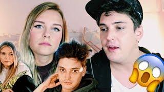 DAGI & ICH reagieren auf unser TRENNUNGS-VIDEO ..