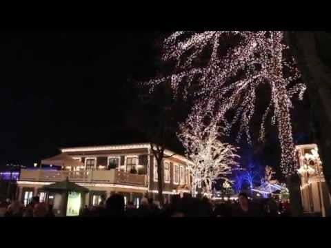 Liseberg Christmas Market, Gothenburg