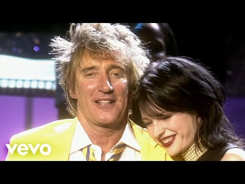 Rod Stewart  I Don't Want To Talk About It from One Night Only! ft. Amy Belle