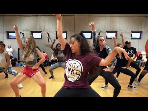 Pon De Replay - Rihanna   Choreography By Inès Ridane