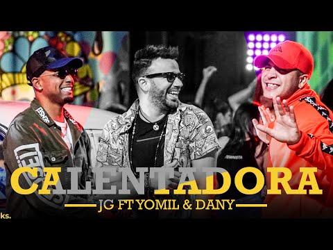Juan Guillermo ft. Yomil y El Dany - Calentadora (Video oficial)