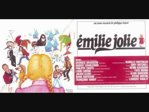 """Émilie Jolie - """"Chanson de l'autruche"""" - Sylvie Vartan"""
