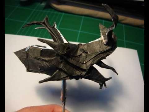 Origami Ryujin Head 2 1