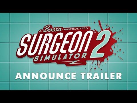 Surgeon Simulator 2: Game Awards Announcement Trailer