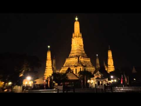 Chaophraya River Cruise - HD