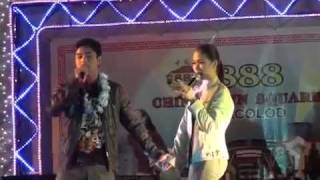 Coco Martin & Maja Salvador  888 Bacolod City by Sally Luberas