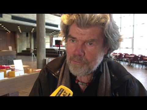 Reinhold Messner im Interview: Über Leben und Bergsteigen als Massensport