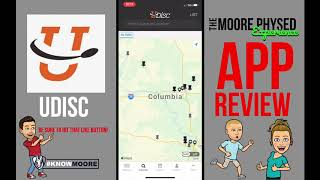 UDisc App Review - The Moore Physed Experience screenshot 5