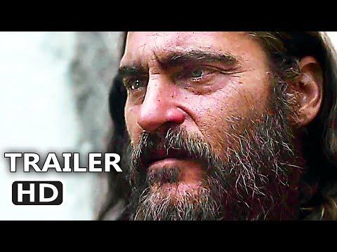 MARY MAGDALENE Official Trailer (2019) Joaquin Phoenix, Rooney Mara Movie HD
