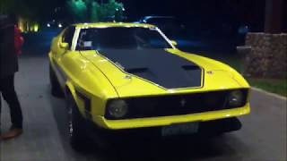 1971 Ford Mustang Mach 1 Spotted at Tagaytay, Cavite