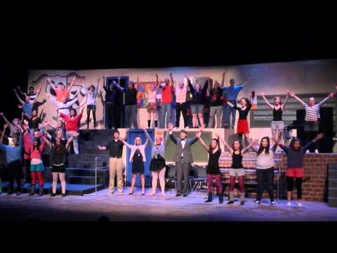 FZE - Fame - The Musical -  Last Scenes - Bring on Tomorrow