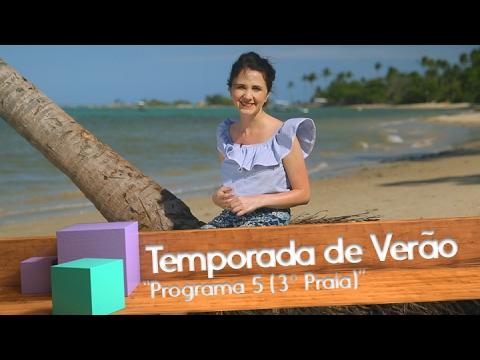 Temporada de Verão - Morro de São Paulo - 3° Praia