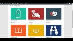 Best Free Video Gallery Plugin for WordPress 2019