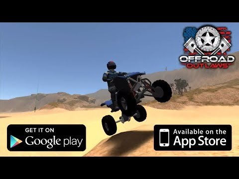 Offroad Outlaws - Now on iOS and Android!