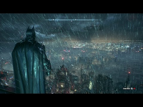 I AM THE BATMAN : ARKHAM KNIGHT FREE ROAM