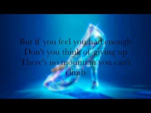Cinderella - Put It Together (Bibbidi Bobbidi Boo) w/ Lyrics