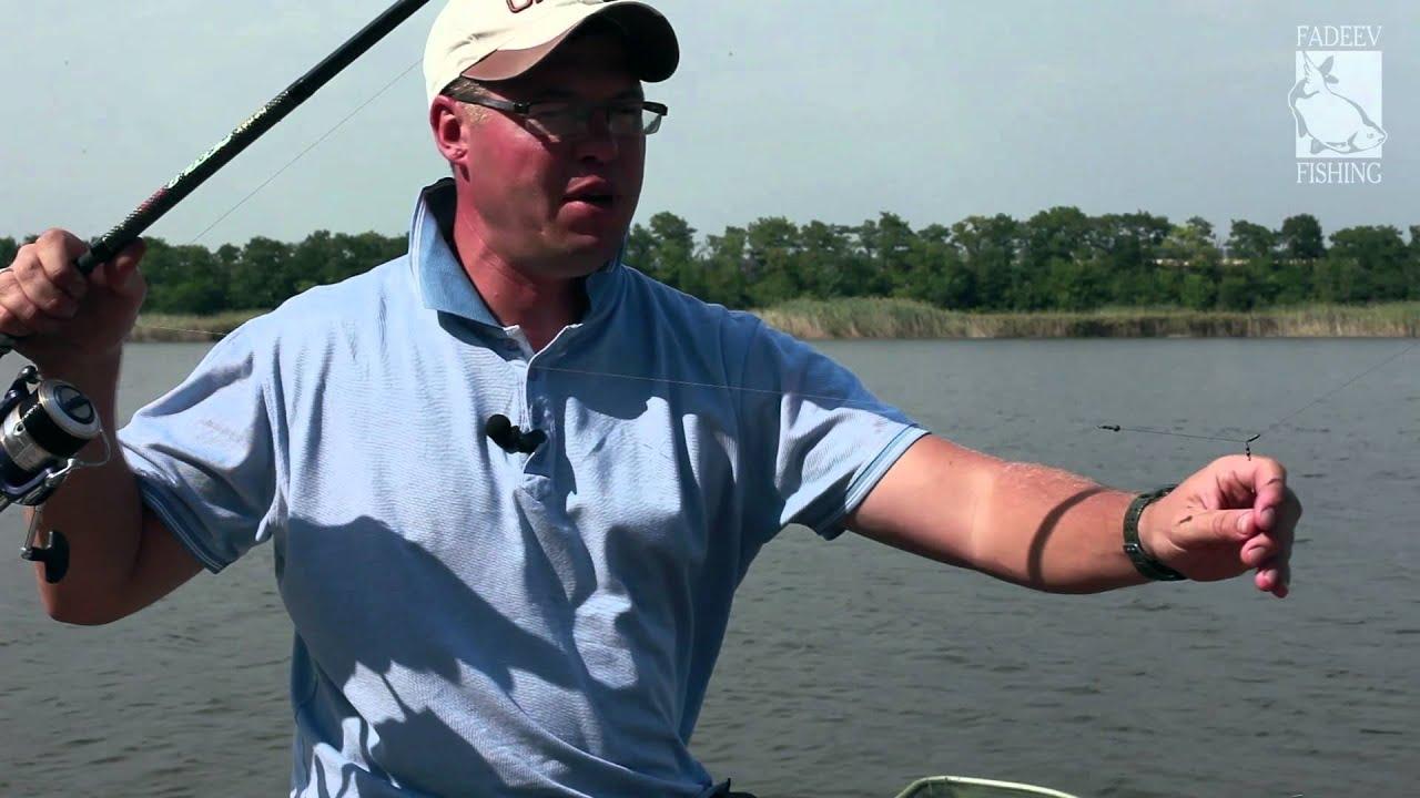 рыбалка с экспертами видео