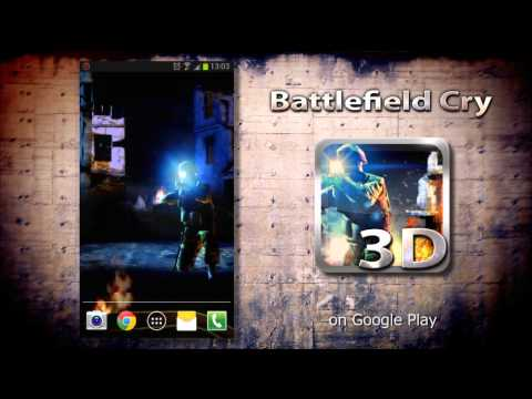 promo battlefield cry