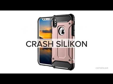 Cepsesuar - Zırhlı Tam Koruma Crash Silikon