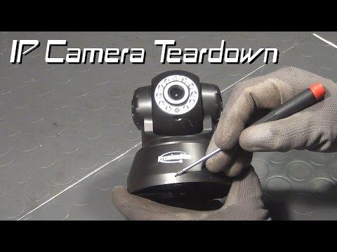 IP Camera Teardown