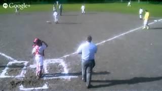 Чемпионат Украины по бейсболу (Little League) 2014