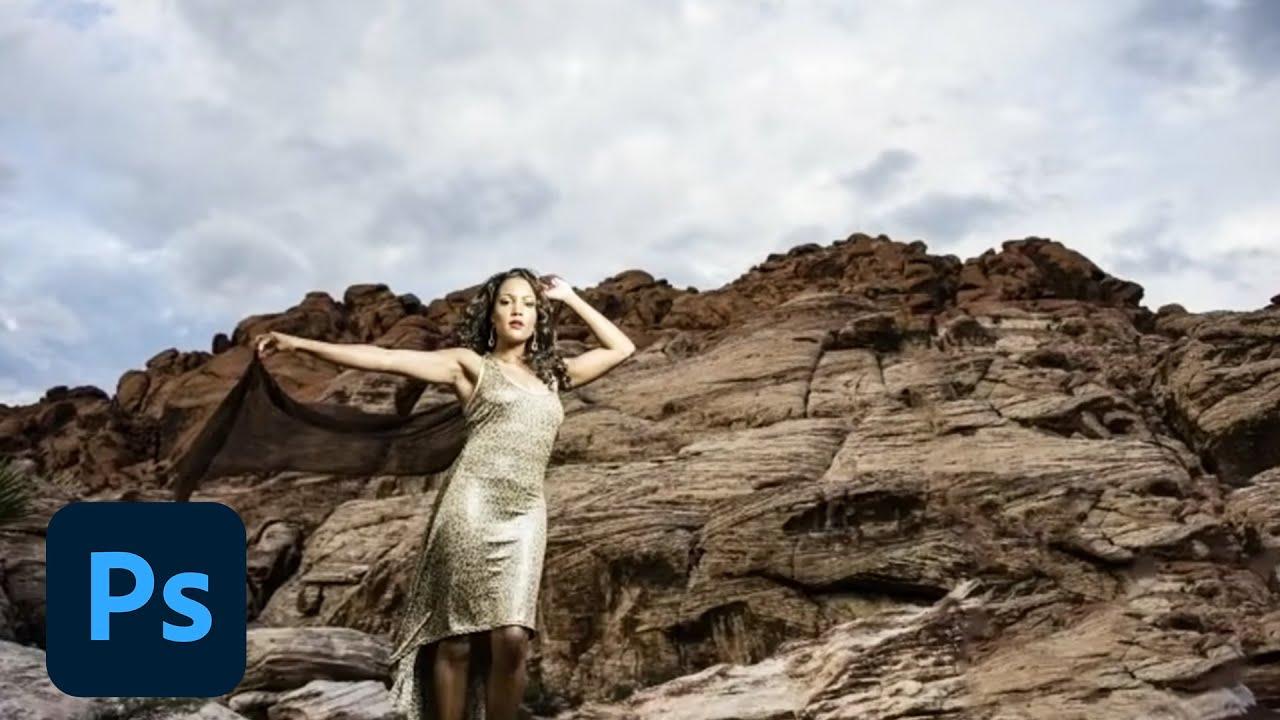 Free Photoshop Tutorials - Learn Adobe