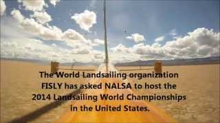Landsailing World Championships 2014 Smith Creek Nevada