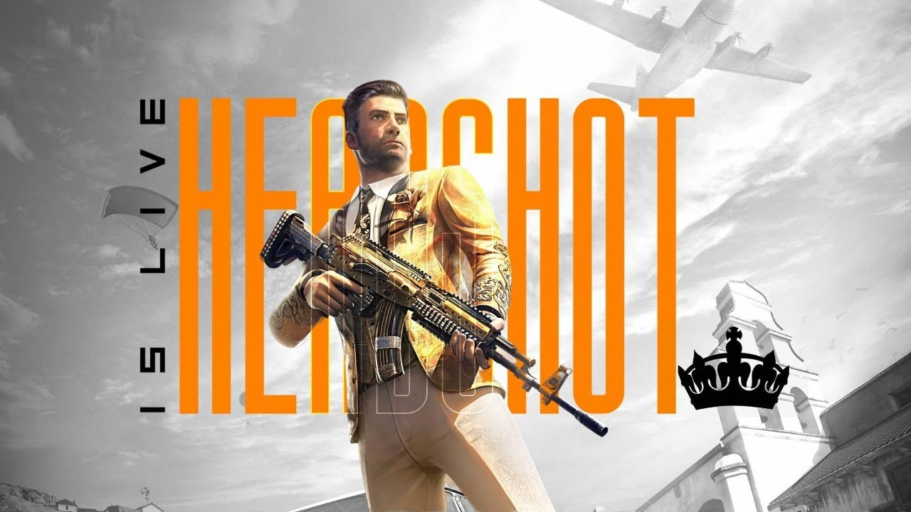 ROAD TO 50K | HEADSHOT KING is LIVE Unlimited Custom Room PUBG Mobile