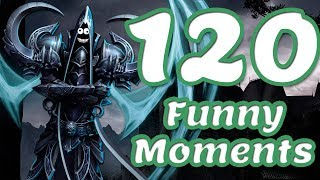 Heroes of the Storm: WP and Funny Moments #120