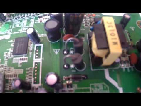 How to repair Decoder DVB-T Crypto 220mp