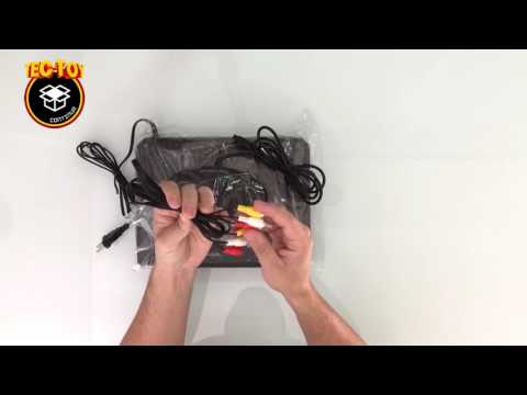 #UNBOXING MEGA DRIVE BY Luciano Amaral!