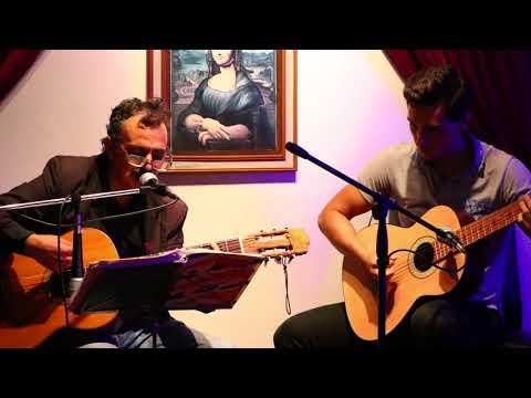 Gerardo Quesada y Eduardo Ortega