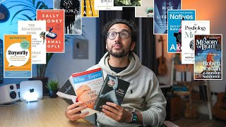 15 Books To Read In 2021