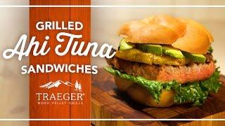 Easy Tuna Sandwich Recipe by Traeger Grills