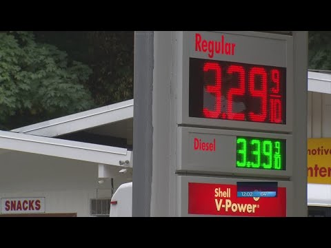 Gas price ripple effect hopefully minimal in Oregon