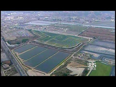 Marin Clean Energy Opens Solar Field At Chevron's Richmond Refinery