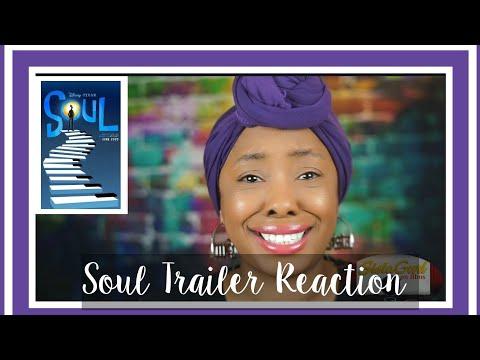 Disney Pixar's Soul Teaser Trailer| Reaction Sista Gurl on Films